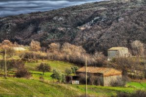 Little farm - hdr by yoctox