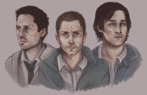 Supernatural by RaynaCendre