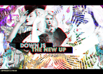 Down Is The New Up by autism-fre5h