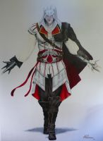 Ezio Auditore da Firenze by Laminated-TeabaG