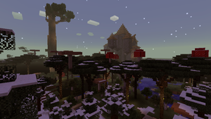 Minecraft - Twilight Forest by Ludolik