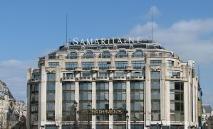 Place 326 - Samaritaine in Paris by Momotte2stocks