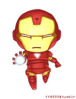 Marvel :: Iron Man by Magntaa