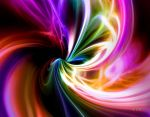 Dance of Errant Colors by SciFiArtMan