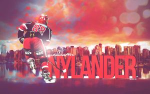 William Nylander Wallpaper SHL MODO HK by motzaburger