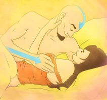 Tenzin and Pema - Mine At Last by shango266