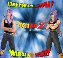 Future Trunks by lordproject