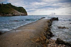 Way to the sea by AlexTomaselli