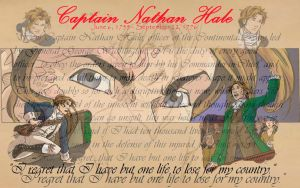 Memorial Desktop: Nathan Hale by Imalshen