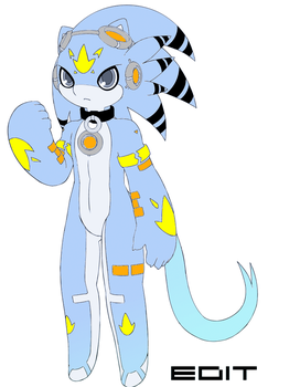 Edit -Flat Color- by Kaiveran