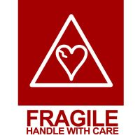 Fragile - Handle with Care by HeavyJ251