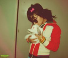 bunnylove by jaleh