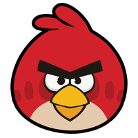 Angry Birds - Red - Super High Quality! by TomEFC98