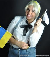 Ukraine Cosplay by blacksagitar