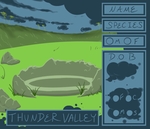 PKMNation Thunder Valley by RabiesGirl