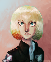 armin arlert by meteorcrash