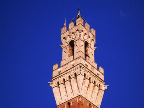 A tower to the blue sky by cortomaltese219