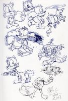 Tails-2013 ballpoint pen fun by spongefox