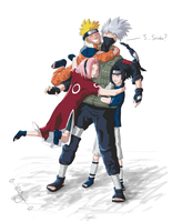 Team 7 Glomp by 0--WhiteDragon--0