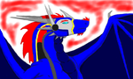 Dragonformers: TFP Optimus Prime Dragon Colored by Lokiisthebest18