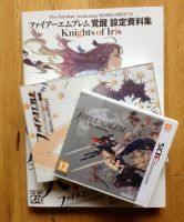 Fire Emblem: Kakusei Artbook, Music and Game by Grey-Knight