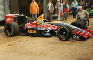 Lola LC88 (Great Britain 1988) by F1-history