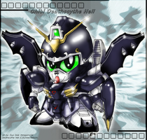 Chibi Deathscythe Hell by Blue-Sonikku