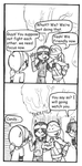 TMNT comic - I'm Going to Watch You by twinscover