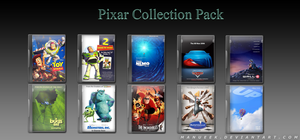 Pixar Collection Pack by manueek