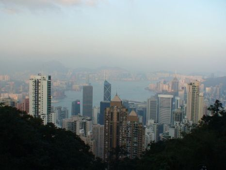 Hong Kong II by clayton-northcutt