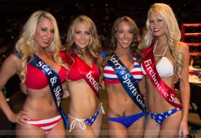 Ring Girls by 904PhotoPhactory
