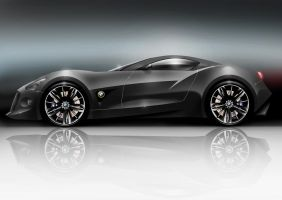 BMW-Coupe concept by Morfiuss