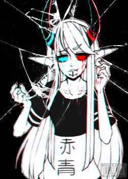 [ ART ] parasitic thoughts by BoozeDoll
