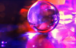 Glass ball by FelipeDarkZz