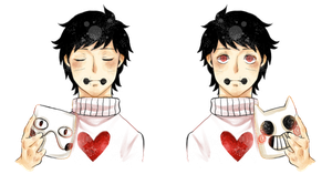 Zacharie by ATragicWolf