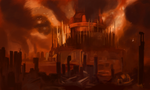 Gallifrey Falls No More by AcrylicPixel
