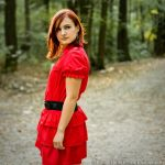 Little Red Riding Hood by ScorpionEntity