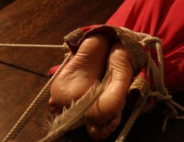 Medieval torture_feet by BharatanatyamOdissi