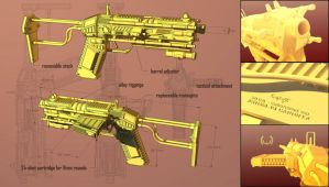 SketchUp: AWMM-13 by UNGDI-SEA