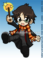 Harry Potter by amy-art