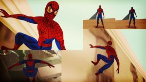 Ultimate Spider-Man [1610] GTA SA Skin by robinosuke
