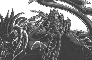 Infested Kerrigan by 6-fingers
