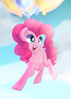 Pinkie Pie by Left2Fail