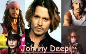 Johnny Deep by reinagitana