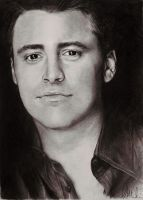 FRIENDS series: JOEY TRIBBIANI by imorawetz