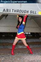 Super Shay by Project-Superwoman