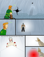 TLOZ: Cursed Shield pg.43 by OscarAnoA