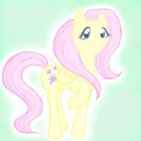 Fluttershy is Camera Shy by ApriLexi