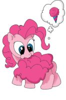 Pinkie pie cute by Golden-Freddy-1337