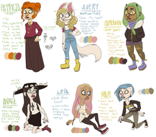 Draw To Adopts by PearlChelle